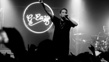 G-Eazy Performing in Dublin, Ireland – June 5, 2018