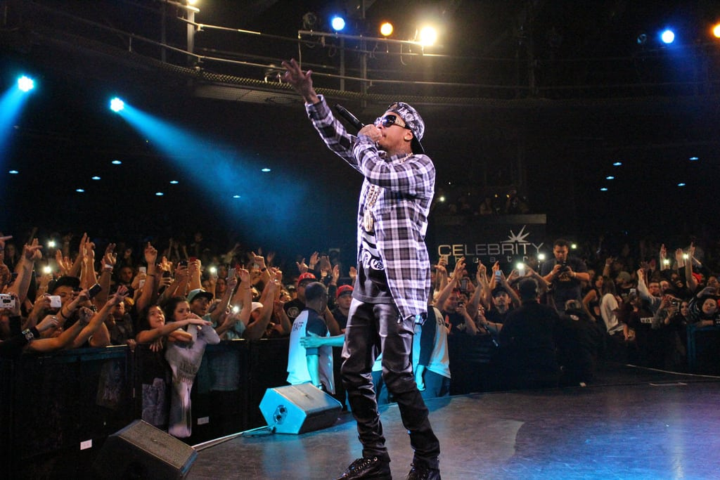 Tyga Performing in Hollywood, CA – July 3, 2018