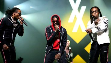 Migos, A Boogie Wit da Hoodie & Friends performing at Soundset 2018 in St. Paul, MN – May 26, 2018