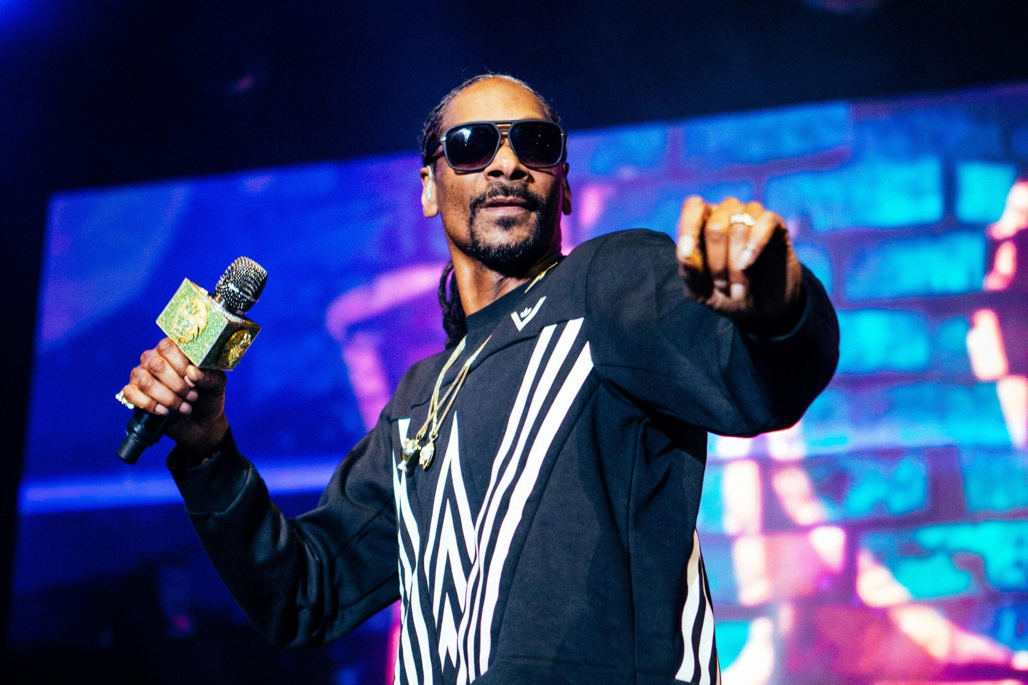 Snoop Dogg, Ja Rule, Ashanti, Method Man, Redman & More Performing at Summertime In The LBC in Long Beach, CA – July 6, 2018