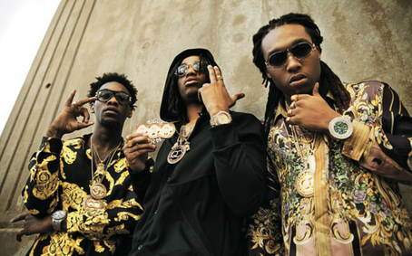 Migos, Cardi B & Friends playing in Sydney,  Australia